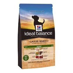 Hill's Pet Nutrition- Ideal Balance Adult Large Breed Pollo e Riso Integrale