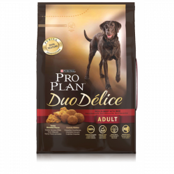 Purina - Pro Plan Adult Duo Delice Manzo e Riso