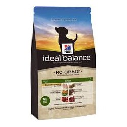 Hill's Pet Nutrition- Ideal Balance Adult No Grain Pollo e Patate
