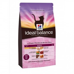 Hill's Pet Nutrition- Ideal Balance Adult Pollo e Riso Integrale