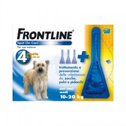 Frontline Spot On Cani 10-20  kg