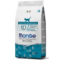 Monge Kitten Pollo 1.5KG
