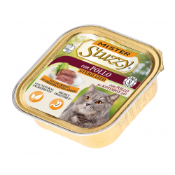 Mister Stuzzy Cat Sterilized 100gr