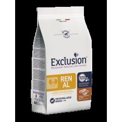 Exclusion Renal Medium&Large Breed 12KG