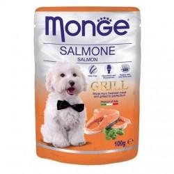 Monge Grill Dog Adult Salmone 100gr
