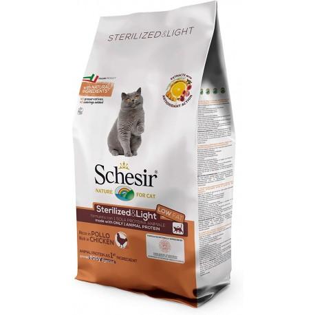 Schesir Cat Sterilized & Light 1,5kg