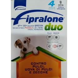 Fipralone duo 1 fiala 2/10 kg