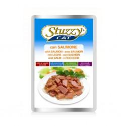 Stuzzy Cat Bustine Salmone 100gr