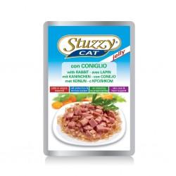 Stuzzy Cat Bustine Coniglio 100gr