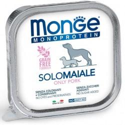 Monge Monoprotein Solo Maiale 150gr