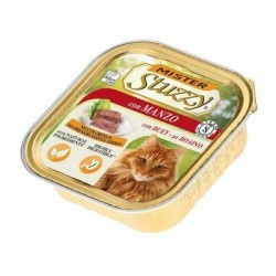 Mister Stuzzy Cat con Manzo 100gr
