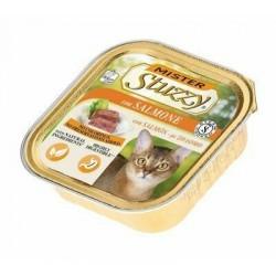 Mister Stuzzy Cat con Salmone 100gr