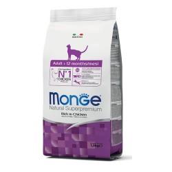 Monge Cat Natural Superpremium Adult Pollo 1,5KG