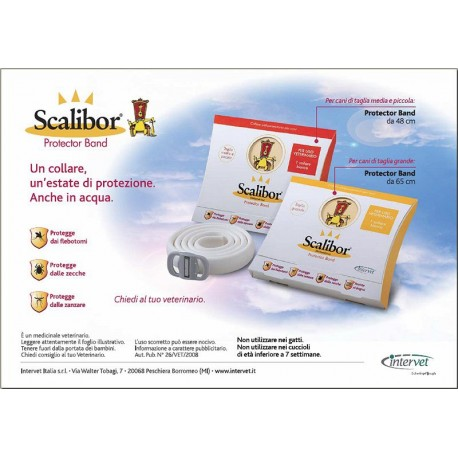 Scalibor Collare taglia grande da 65 cm
