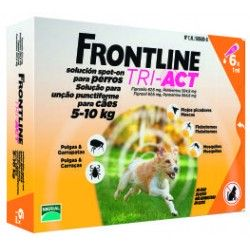 Frontline Tri-Act Cane 5-10 kg (6 fiale)