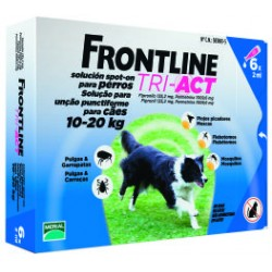 Frontline Tri-Act Cane 10-20 kg (6 fiale)