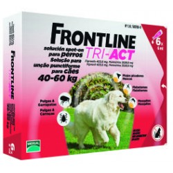Frontline Tri- Act Cane 40-60 kg (6 fiale)