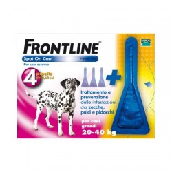 Frontline Spot On Cani 20-40 kg