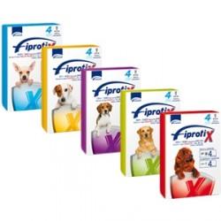 Fiprotix Spot-On Cani 4-10 kg