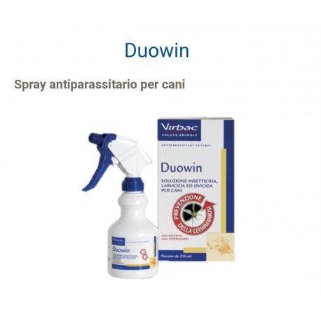 Duowin Spray antiparassitario per cani