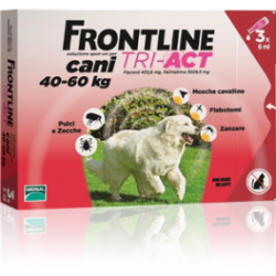 Frontline Tri- Act Cane 40-60 kg
