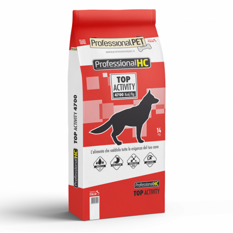 Professional Pet HC Top Activity