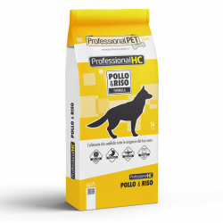 Professional Pet HC Pollo e Riso 15 kg