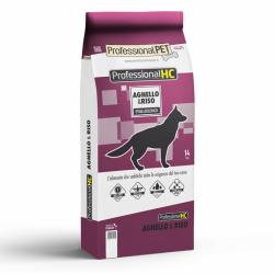 Professional Pet HC Agnello e Riso 15 kg