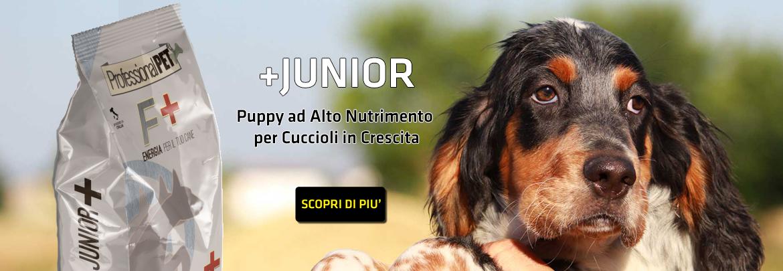 Professional Pet HC + Junior Mangime ad Alto Nutrimento per Cuccioli